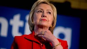Ersatz für Hillary Clinton?