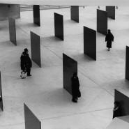 """Foto aus """"Barbara Klemm. Skulpturen. Fotografie"""": Die Weltausstellung in Osaka 1970"""