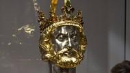 Goldkaiser: Die Kaiserbüste aus der Domschatzkammer in Aachen