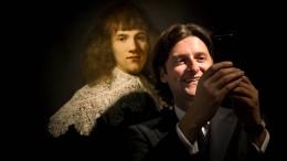 Kunsthändler entdeckt neues Rembrandt- Gemälde