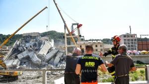 Noch bis zu 20 Opfer unter den Trümmern befürchtet