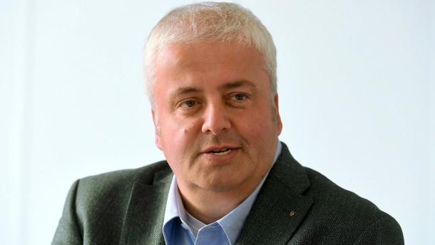 Burkhard Balz wird Bundesbank-Vorstand