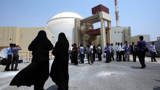 Zwei neue Atomkraftwerke für Iran