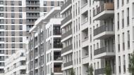 """Bezahlbarer Wohnraum? Der """"Masterplan Wohnen"""" ist noch nicht ganz in die Tat umgesetzt worden. (Symbolbild)"""