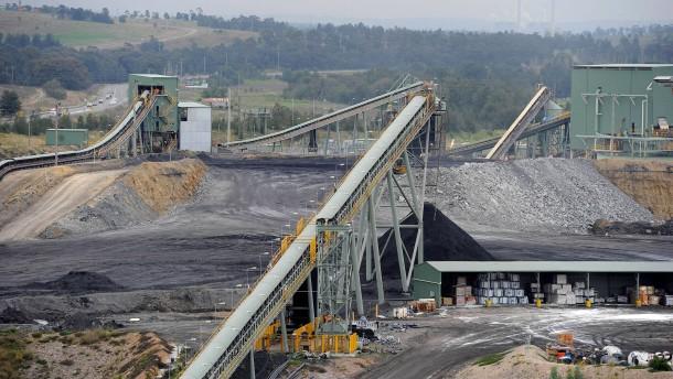Der Preis der Kohle