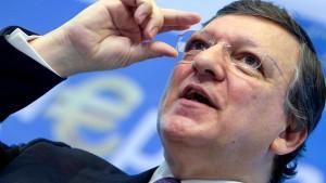 Barroso fordert schärferes Vorgehen gegen Steuerflucht