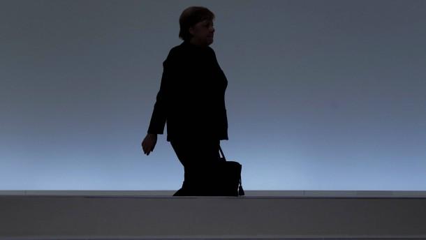 Merkels Jahr der Entscheidung