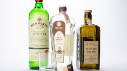 Warum nicht Genever statt Gin?