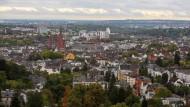 Knapper Wohnraum: Mit einer neu bebauten Konversionsfläche in Wiesbaden will die Stadt dem Wohnungsmangel entgegenwirken.
