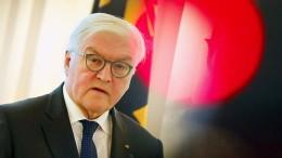 Steinmeier will auch mit Linkspartei und AfD sprechen