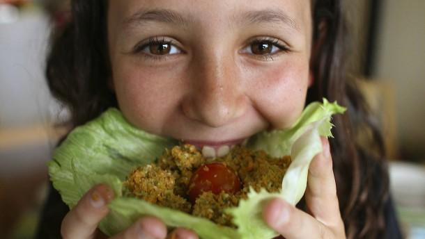 Deutschlands erste vegane Kita