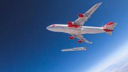 Virgin Orbit steht vor Beginn von privater Raumfahrt