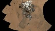 """Rover und Forschungslabor: """"Curiosity"""" auf dem Mars"""