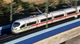 Wie sicher ist Bahnfahren?