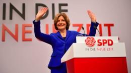 """""""Die SPD ist Volkspartei, und wird es immer bleiben"""""""