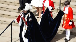 Garter Day Ceremony