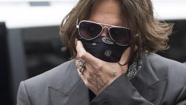 Johnny Depp verliert abermals vor Gericht