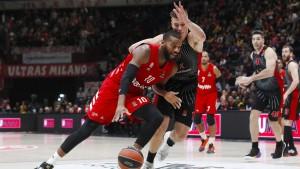 Bayern-Basketballer geben 20-Punkte-Führung aus der Hand