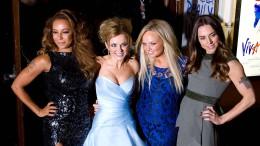 Spice Girls feiern Comeback