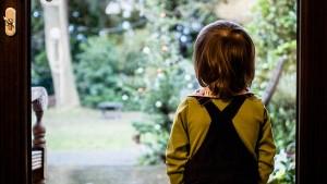 Den Kindern wieder Mut geben