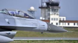 Die Nato bemüht sich um Schadensbegrenzung