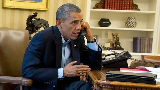 Obama und Erdogan sprechen über Kampf gegen IS