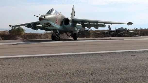 Russlands Soldaten packen offenbar schon ihre Sachen