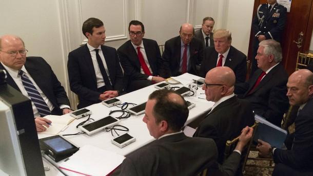 Der Schachzug des Präsidenten