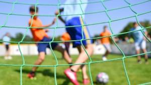 Jugendfußballer im Internet sexuell belästigt