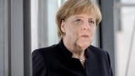 Merkel: Wir mussten lernen