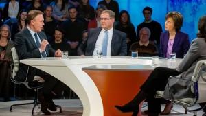 Wer macht aus der CDU wieder eine politische Partei?