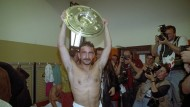 Wie als Spieler bei der Meisterschaft 1991 fühlt sich FCK-Vorstand Stefan Kuntz auch heute noch