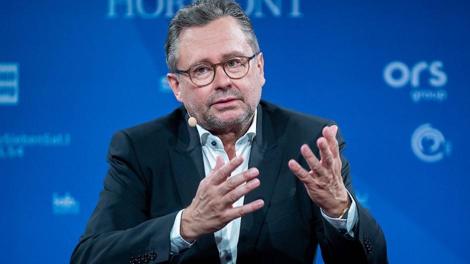 ORF-Generaldirektor Alexander Wrabetz tritt noch einmal zur Wahl an.