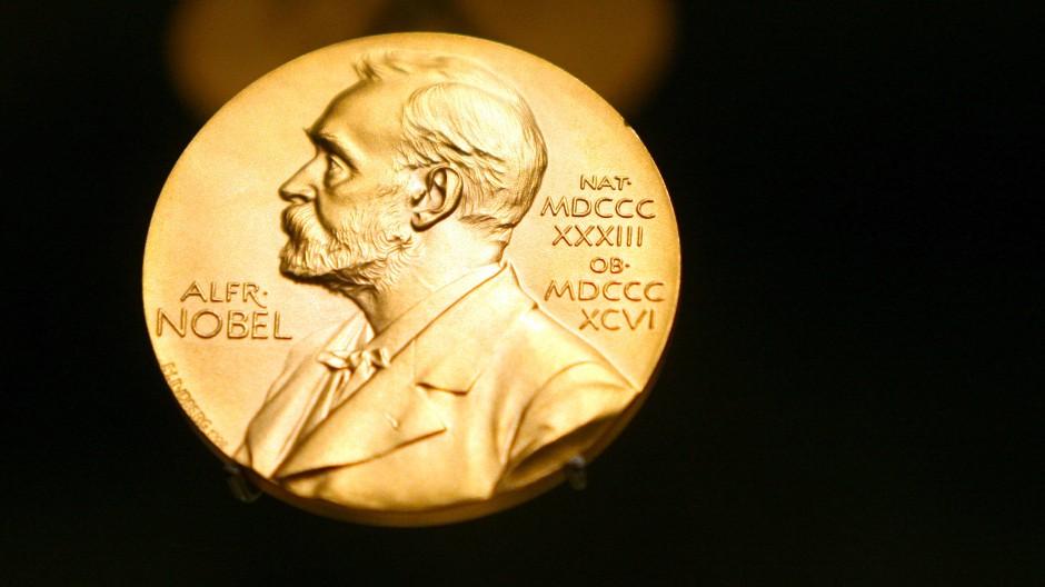 Wird seit 1901 verliehen – der Medizinnobelpreis.