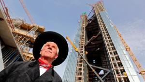EZB-Neubau erheblich teurer als erwartet