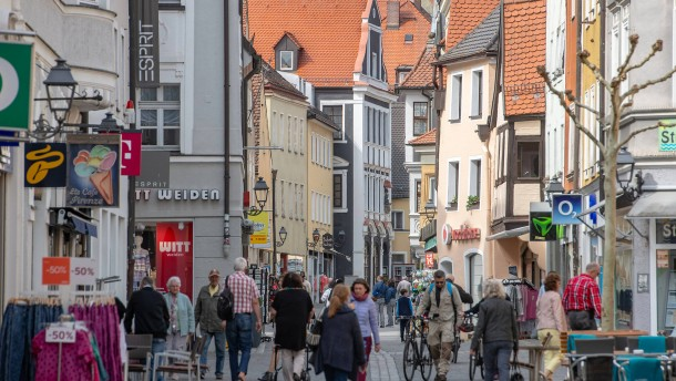 Handelsverband fordert Maßnahmen gegen Verödung der Innenstädte