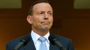 Australiens Premierminister Tony Abbott rief die Bevölkerung zur Ruhe auf.