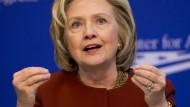 Obama wirbt für Clinton