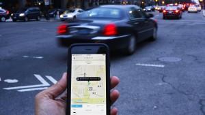 Uber ist angreifbar