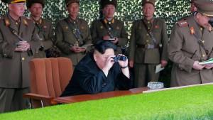 Nordkorea will Interkontinentalrakete testen