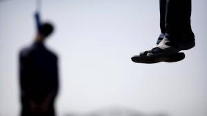 Trotz Corona 2020 weltweit mehr als 480 Hinrichtungen