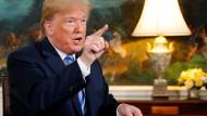 Donald Trump will das Atomabkommen mit Iran verlassen – nicht nur im Ausland halten das viele für einen Fehler.