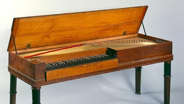 Wie klingt ein Clavichord von 1543?