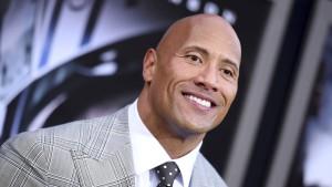 "Dwayne ""The Rock"" Johnson ist bestbezahlter Schauspieler"