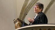 Die Landesbischöfin der Evangelischen Kirche Mitteldeutschlands, Ilse Junkermann