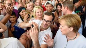 Führende CDU-Politiker wollen Merkel auch 2017 als Kanzlerkandidatin