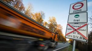 Bundestag und FDP machen Front gegen Verkehrsüberwachung