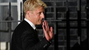 Boris Johnsons Bruder tritt zurück