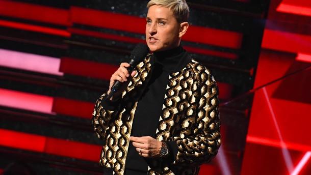 Ellen DeGeneres' halbherzige Entschuldigung