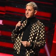 Ellen DeGeneres bei der Grammy-Verleihung im Februar 2020